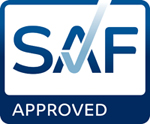 [saf approved - logo]